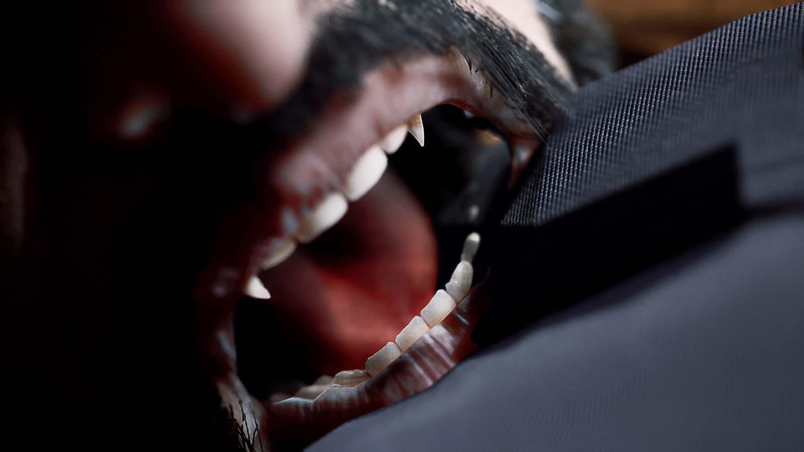 Vampire The Masquerade Swansong bite
