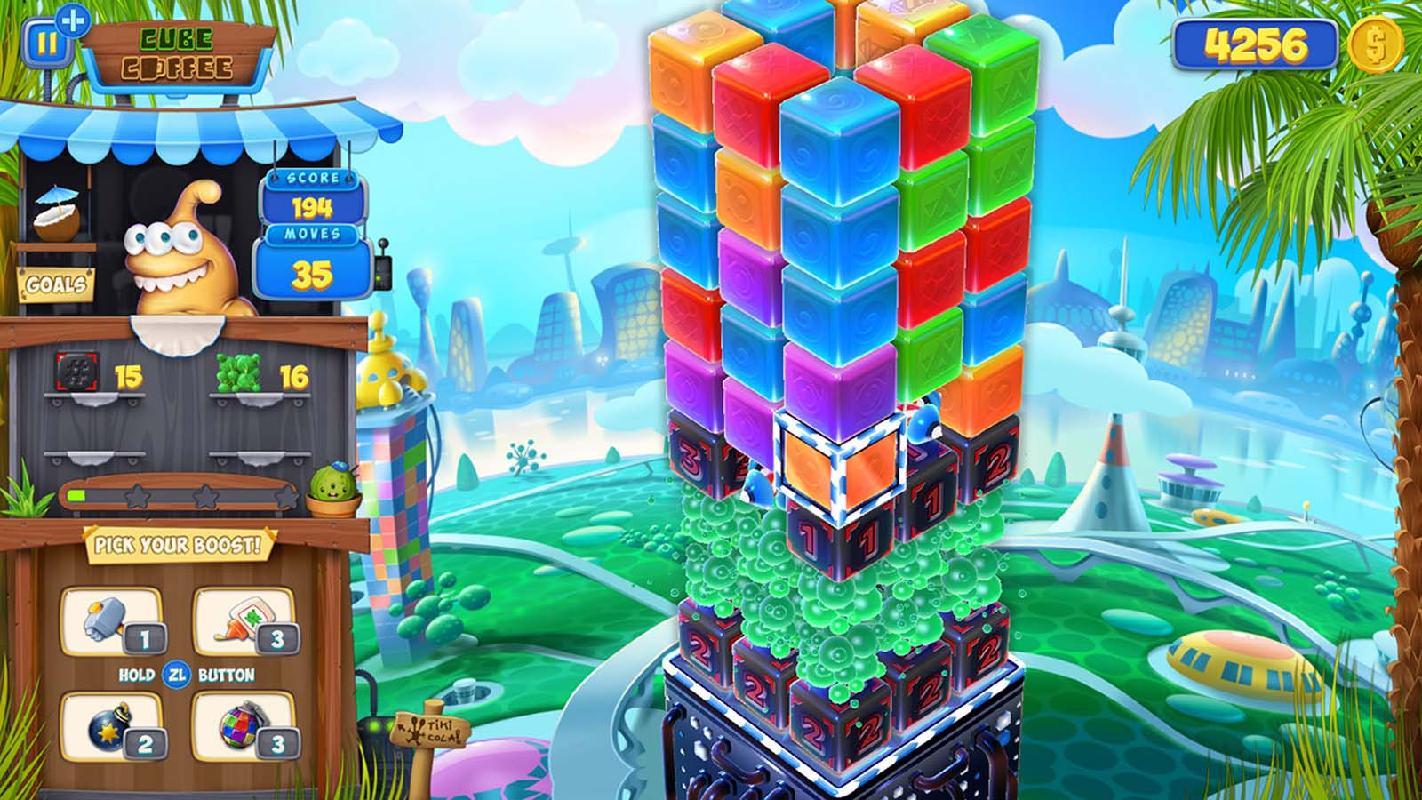 Cube Blast Match Review