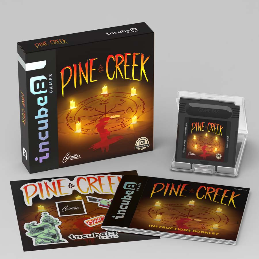 Pine Creek for Game Boy Color