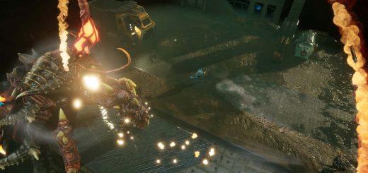 Red Solstice 2 Survivors Review boss battle