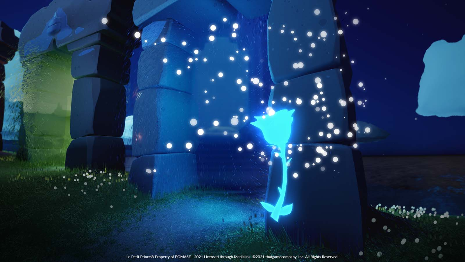 Sky Children of The Light Launches First Crossover Seasonal Event