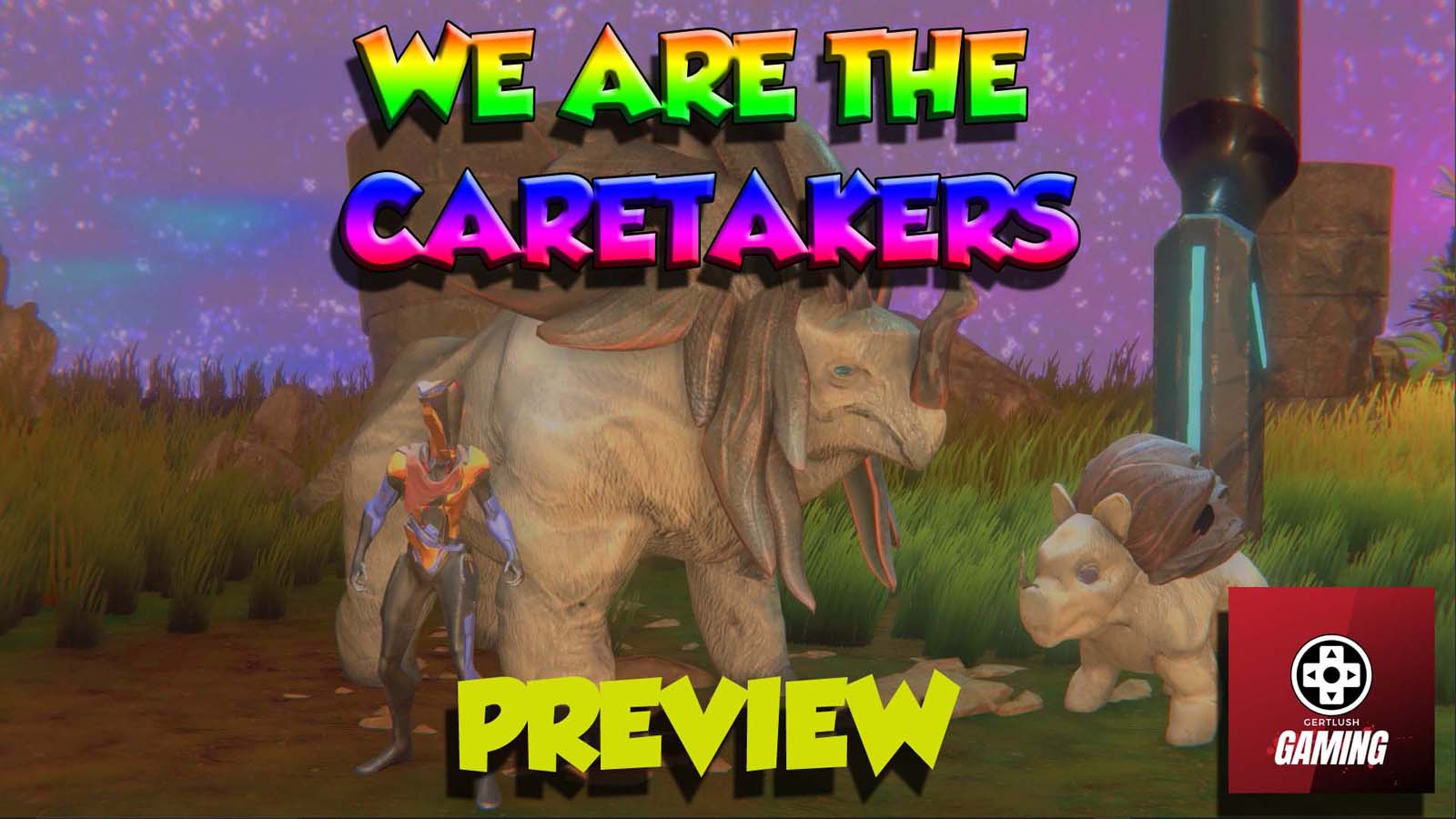 We Are The Caretakers Preview