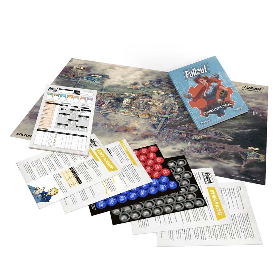 Fallout 2D20 TTRPG Digital Rulebook