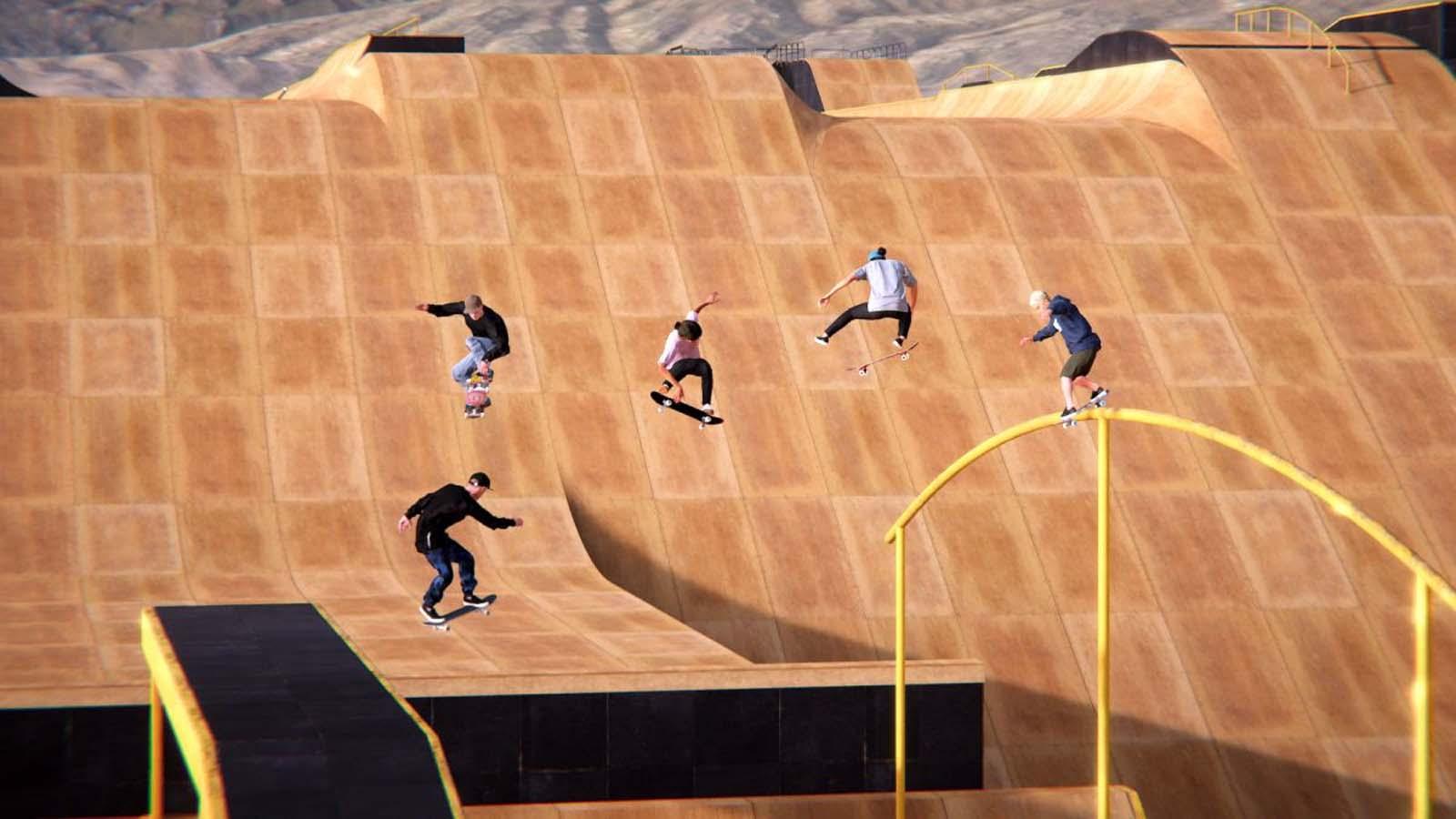 Skater XL Multiplayer