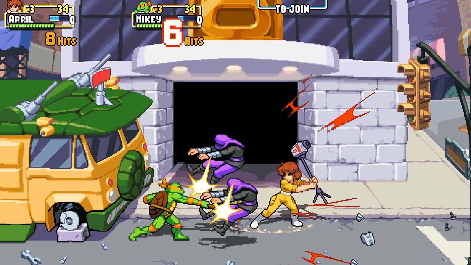 Teenage Mutant Ninja Turtles Shredder's Revenge Trailer Reveals April O'Neil