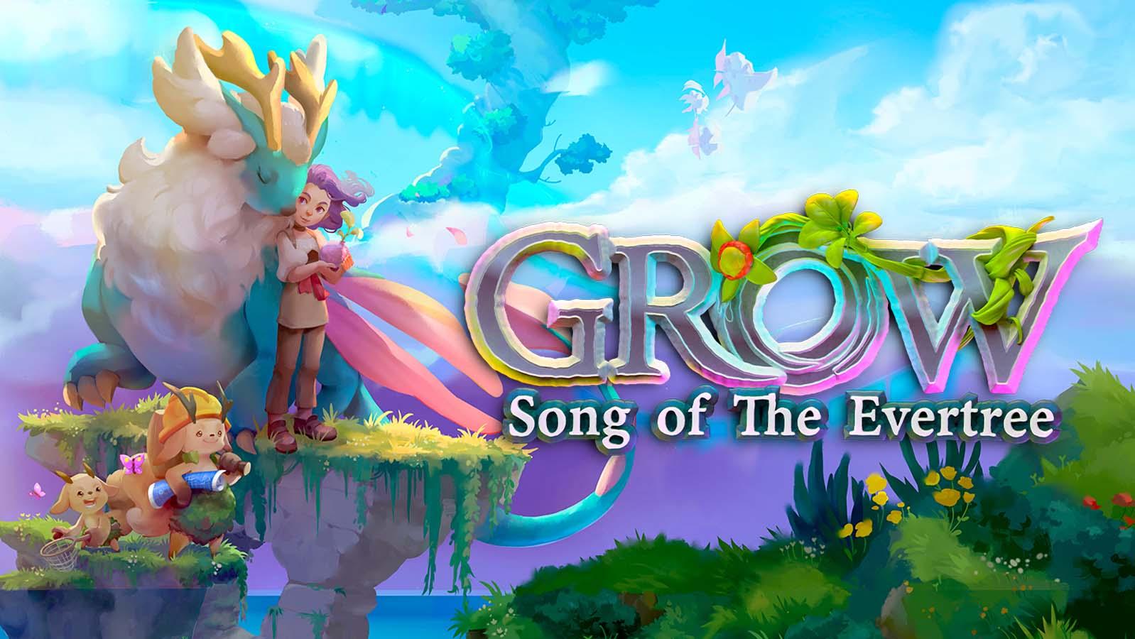 505 Games' Tokyo Game Show 2021 Recap Grow Key Art