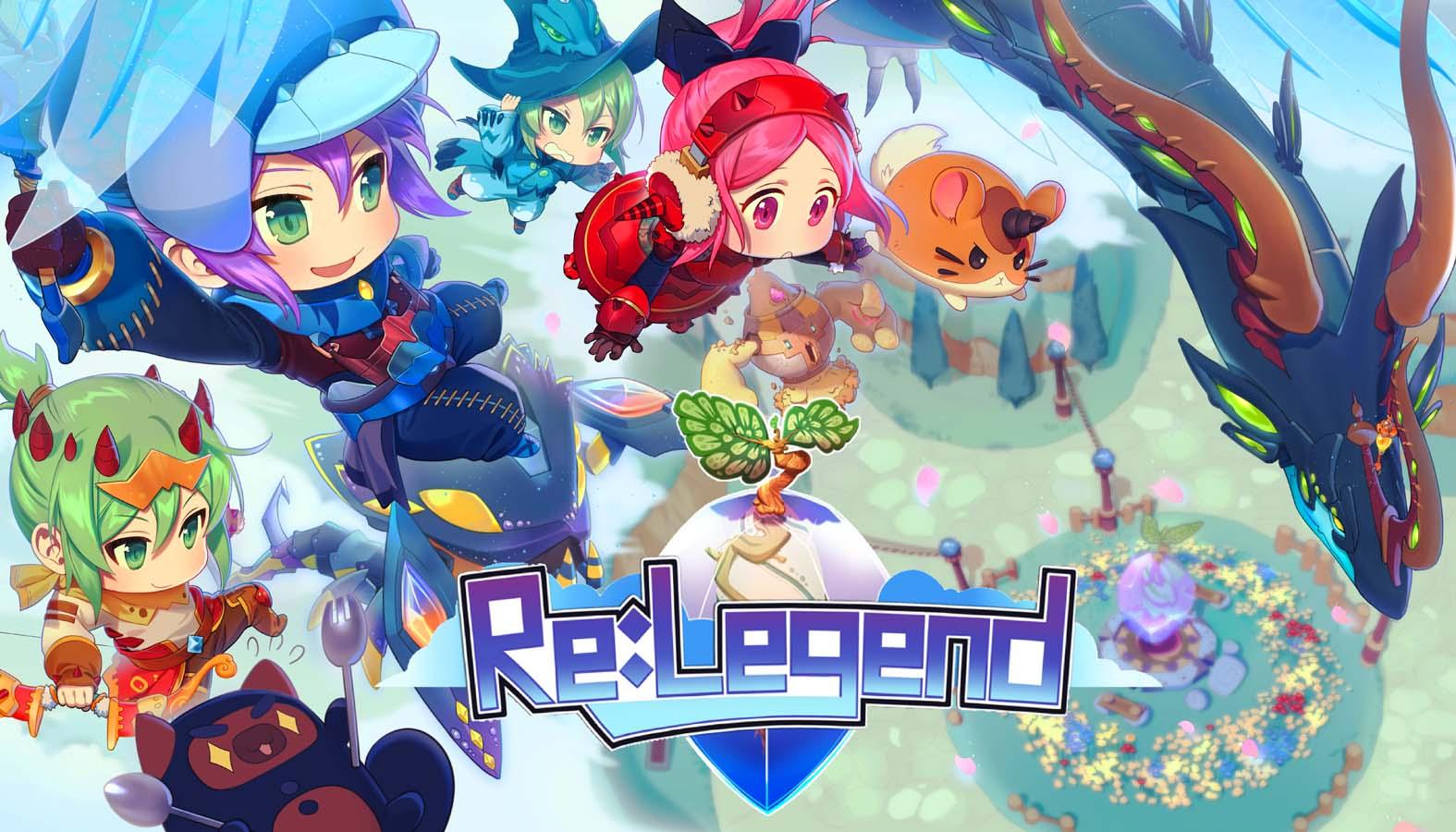 505 Games' Tokyo Game Show 2021 Recap RE LEGEND