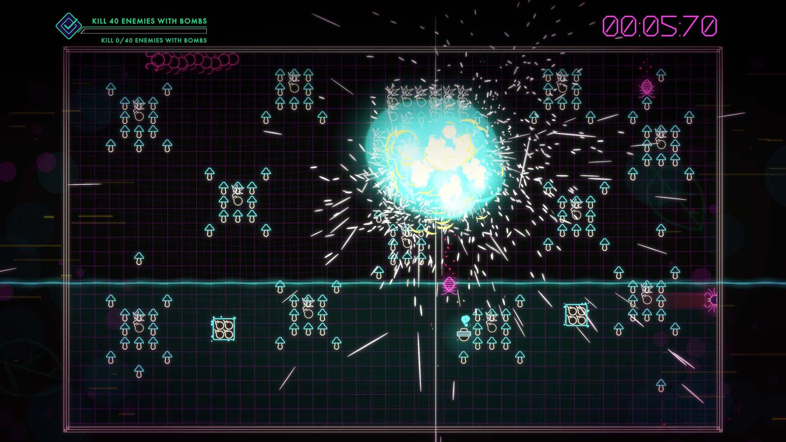 Centipede Recharged Review