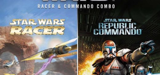 Classic Star Wars Games Coming Back to Retail Stores