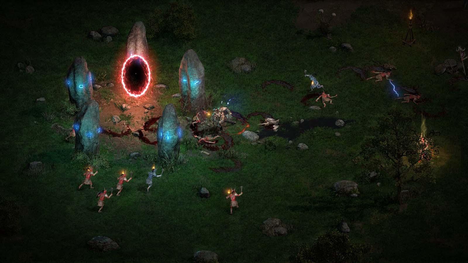 Diablo II Resurrected Review
